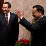 Premierul Ponta + Li Keqiang