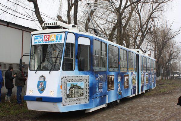 rat tramvai