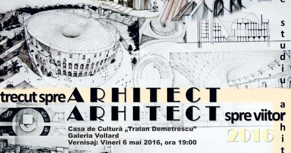 expozitie studiu arhitectural A