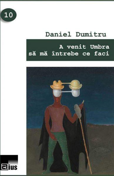 afis lansare carte Daniel Dumitru