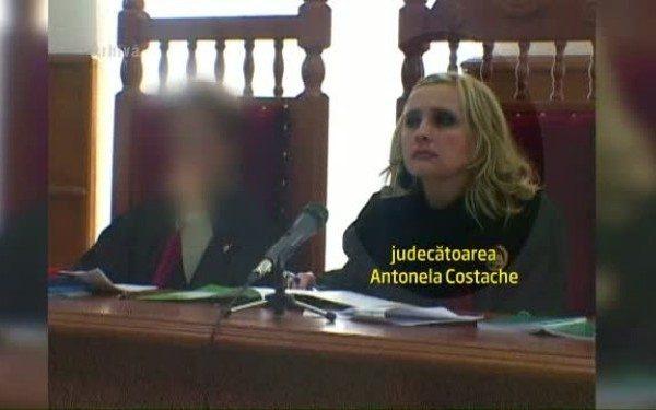 judecator antonela costache