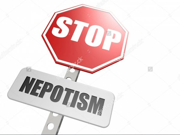 stock-photo-stop-nepotism-road-sign-143555182
