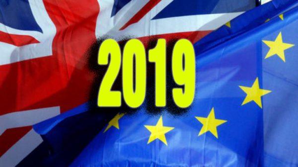 brexit in 2019