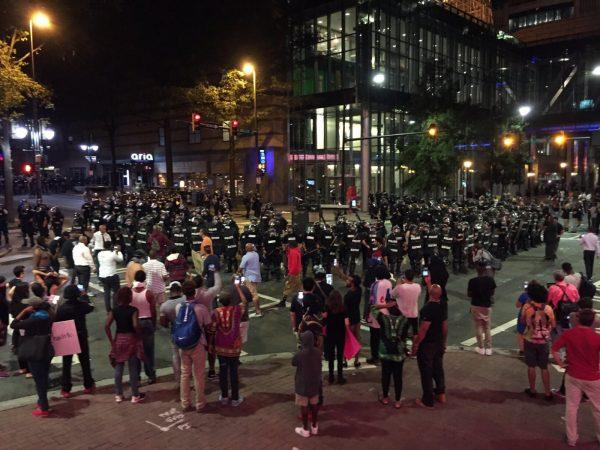 Protest-violent-Charlotte