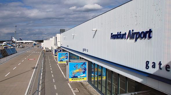 aeroportul Frankfurt