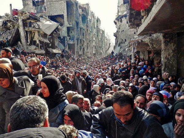 siria-razboi-civil-pagube-getty