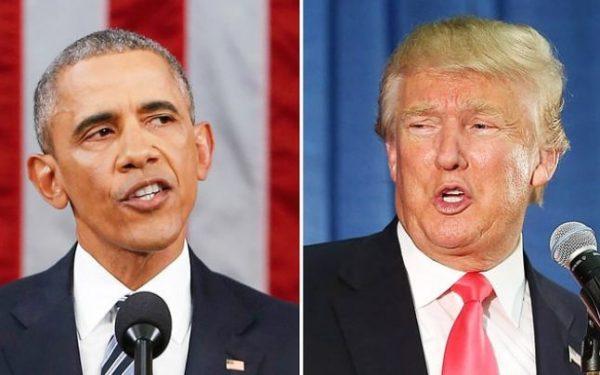 Barack Obama l-a acuzat pe Donald Trump