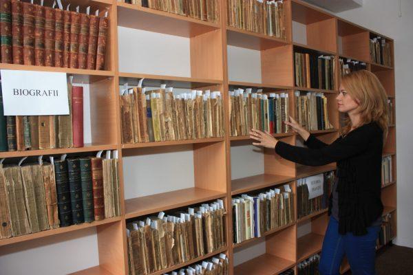 Biblioteca acad. Dan Berindei (5)