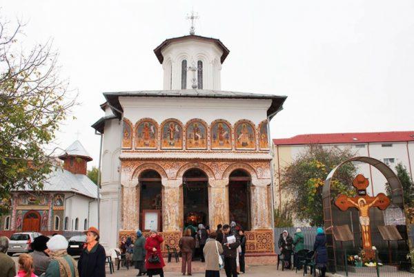 Biserica Postelnicu Fir