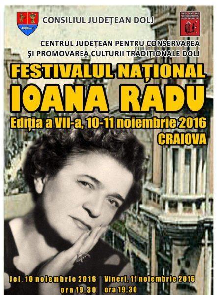 Ioana Radu afis