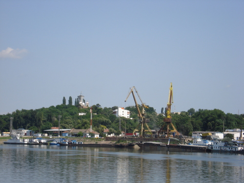 Portul Calafat