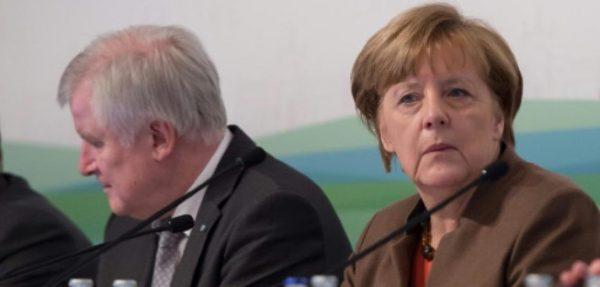 Seehofer-Merkel