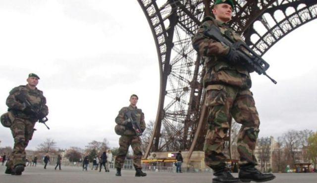 alerta terorista Franta