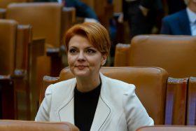 Lia Olguta Vasilescu participa la prima sedinta din legislatura 2016-2020 a Camerei Deputatilor, in Bucuresti, marti, 20 decembrie 2016. ALEXANDRA PANDREA / MEDIAFAX FOTO.