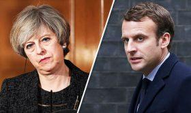 Emmanuel-Macron-and-Theresa-May
