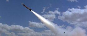 un atac cu racheta