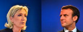 Emmanuel Macron si Marine Le Pen