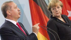 Erdogan acuză Berlinul
