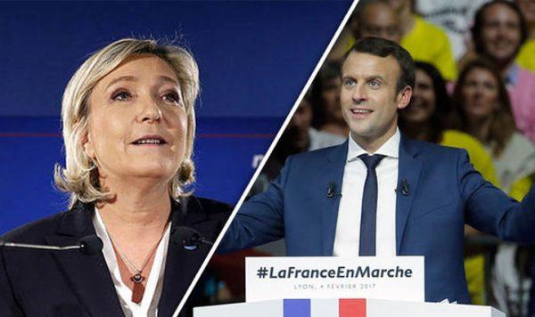 Macron – Le Pen