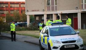 Politia din Manchester