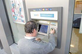 Bancomate-ATM la diferite banci din Bucuresti