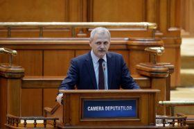 Sedinta comuna a Camerei Deputatilor si Senatului in care se dezbate proiectul de buget de stat pe 2017, in Bucuresti, luni, 6 februarie 2017. ALEXANDRU DOBRE/ MEDIAFAX FOTO.