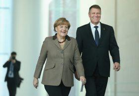 Klaus-Iohannis-Angela-Merkel