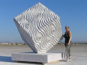 sculptura RENATE VERBRUGGE