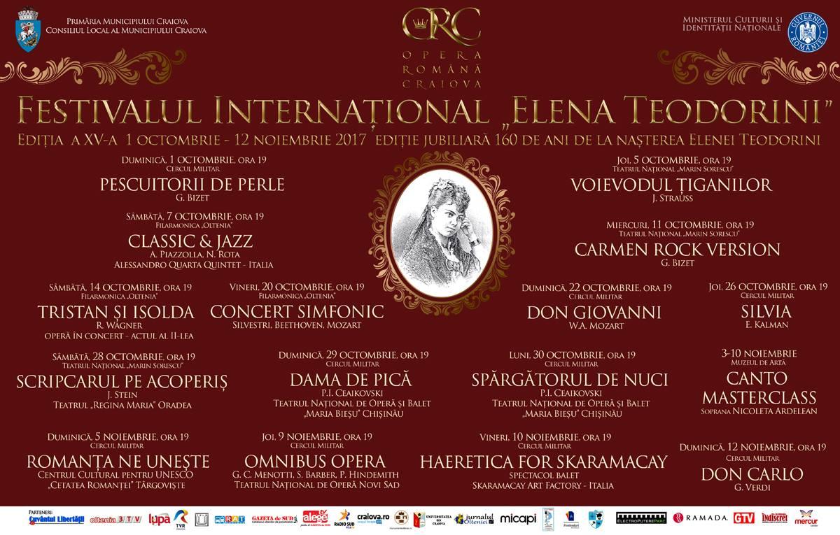 Festivalul Elena Teodorini